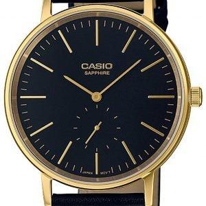 Casio Casio Collection Ltp-E148gl-1aef Kello Musta / Nahka