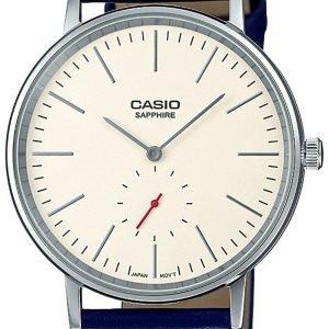 Casio Casio Collection Ltp-E148l-7aef Kello Valkoinen / Nahka