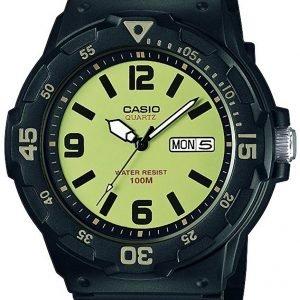 Casio Casio Collection Mrw-200h-5bvef Kello Samppanja / Muovi