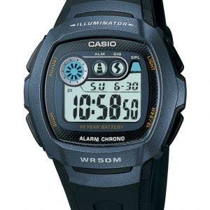 Casio Casio Collection W-210-1bves Kello Muovi