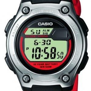 Casio Casio Collection W-211-4aves Kello Muovi