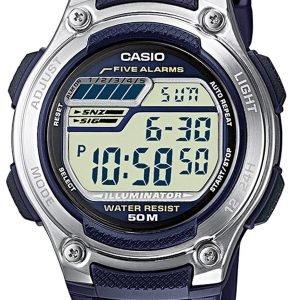 Casio Casio Collection W-212h-2aves Kello Muovi