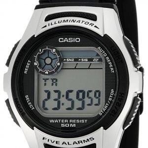 Casio Casio Collection W-213-1aves Kello Muovi