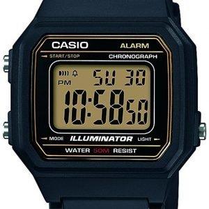 Casio Casio Collection W-217h-9avef Kello Lcd / Muovi