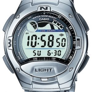 Casio Casio Collection W-753d-1aves Kello Teräs