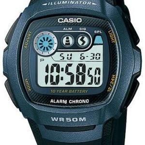 Casio Casio Sport W-210-1b Kello Lcd / Muovi