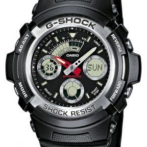 Casio G-Shock Aw-590-1aer Kello Musta / Muovi