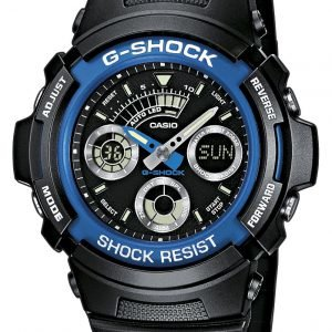 Casio G-Shock Aw-591-2aer Kello Musta / Muovi