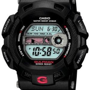 Casio G-Shock G-9100-1e Kello Lcd / Muovi