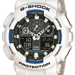 Casio G-Shock Ga-100b-7aer Kello Musta / Muovi