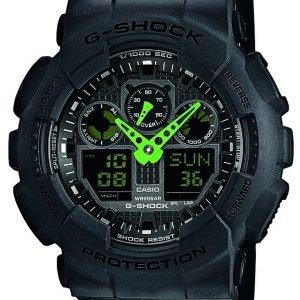Casio G-Shock Ga-100c-1a3er Kello Lcd / Muovi