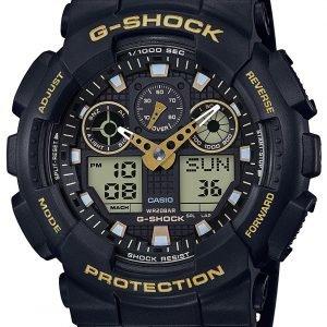 Casio G-Shock Ga-100gbx-1a9er Kello Lcd / Muovi