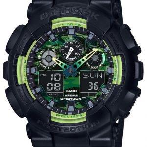Casio G-Shock Ga-100ly-1aer Kello Monivärinen / Muovi
