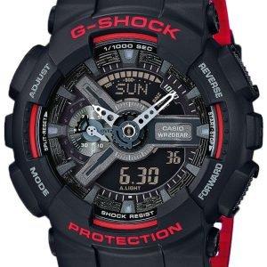 Casio G-Shock Ga-110hr-1aer Kello Lcd / Muovi