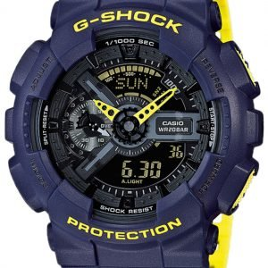 Casio G-Shock Ga-110ln-2aer Kello Lcd / Muovi