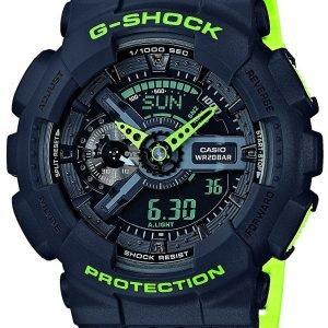 Casio G-Shock Ga-110ln-8aer Kello Lcd / Muovi