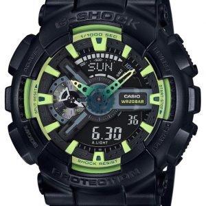 Casio G-Shock Ga-110ly-1aer Kello Monivärinen / Muovi