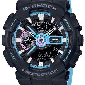 Casio G-Shock Ga-110pc-1aer Kello Lcd / Muovi