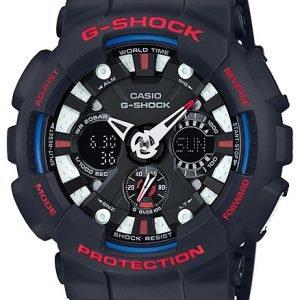 Casio G-Shock Ga-120tr-1aer Kello Monivärinen / Muovi