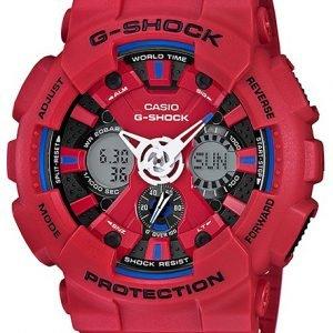 Casio G-Shock Ga-120tr-4aer Kello Monivärinen / Muovi