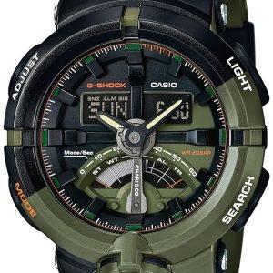 Casio G-Shock Ga-500k-3aer Kello Monivärinen / Muovi