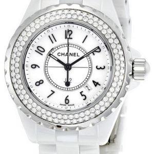 Chanel J12 H0967 Kello Valkoinen / Keraaminen