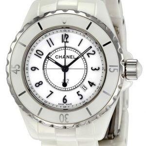 Chanel J12 H0968 Kello Valkoinen / Keraaminen
