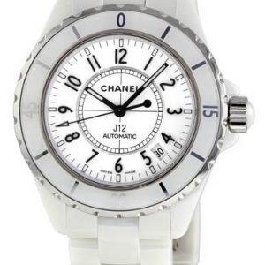 Chanel J12 H0970 Kello Valkoinen / Keraaminen