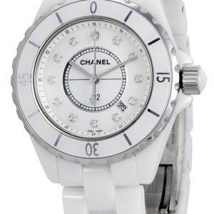 Chanel J12 H1628 Kello Valkoinen / Keraaminen