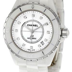 Chanel J12 H1629 Kello Valkoinen / Keraaminen