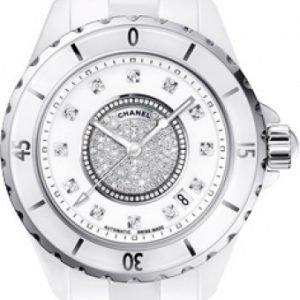 Chanel J12 H1759 Kello Valkoinen / Keraaminen