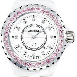 Chanel J12 H2010 Kello Valkoinen / Keraaminen