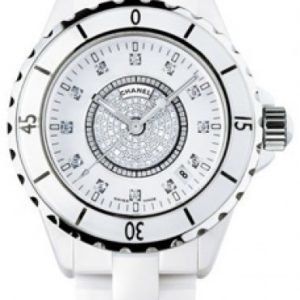 Chanel J12 H2123 Kello Valkoinen / Keraaminen