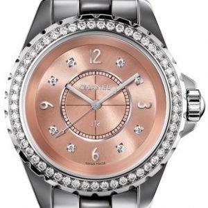 Chanel J12 H2564 Kello Kulta / Keraaminen