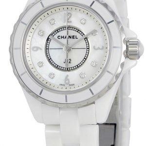 Chanel J12 H2570 Kello Valkoinen / Keraaminen