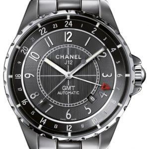 Chanel J12 H3099 Kello Harmaa / Keraaminen