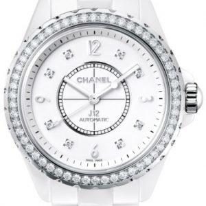 Chanel J12 H3110 Kello Valkoinen / Keraaminen