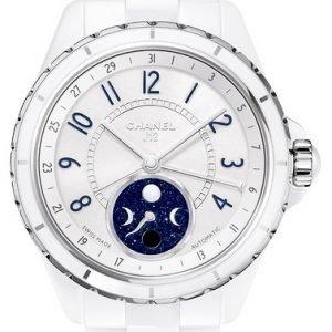 Chanel J12 H3404 Kello Valkoinen / Keraaminen