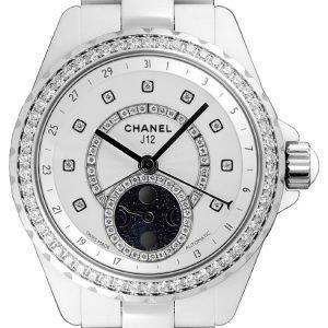 Chanel J12 H3405 Kello Valkoinen / Keraaminen