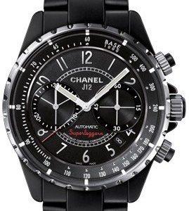 Chanel J12 H3409 Kello Musta / Keraaminen