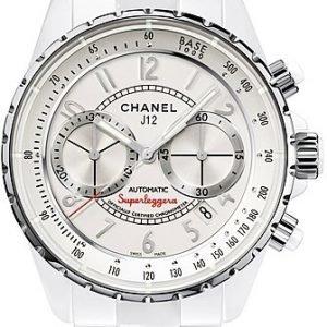 Chanel J12 H3410 Kello Valkoinen / Keraaminen