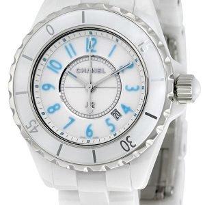 Chanel J12 H3826 Kello Valkoinen / Keraaminen