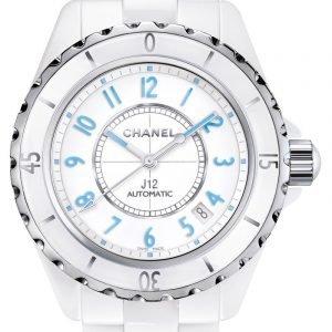 Chanel J12 H3827 Kello Valkoinen / Keraaminen