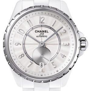 Chanel J12 H3837 Kello Valkoinen / Keraaminen