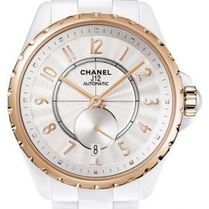 Chanel J12 H3839 Kello Valkoinen / Keraaminen