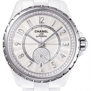 Chanel J12 H3841 Kello Valkoinen / Keraaminen