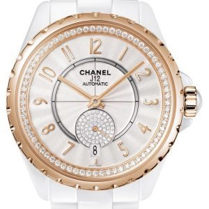 Chanel J12 H3843 Kello Valkoinen / Keraaminen