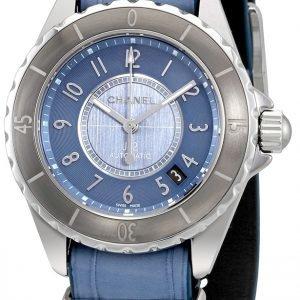 Chanel J12 H4338 Kello Sininen / Teräs