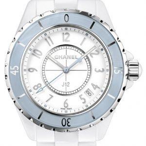 Chanel J12 H4340 Kello Valkoinen / Keraaminen