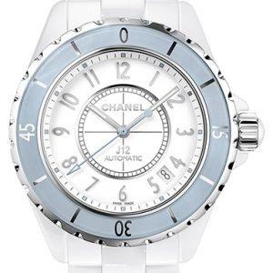 Chanel J12 H4341 Kello Valkoinen / Keraaminen